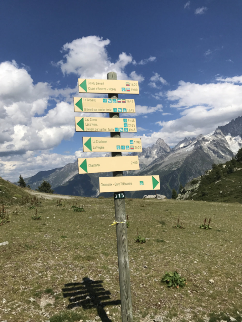 T-splitsing: trajecten en toppen