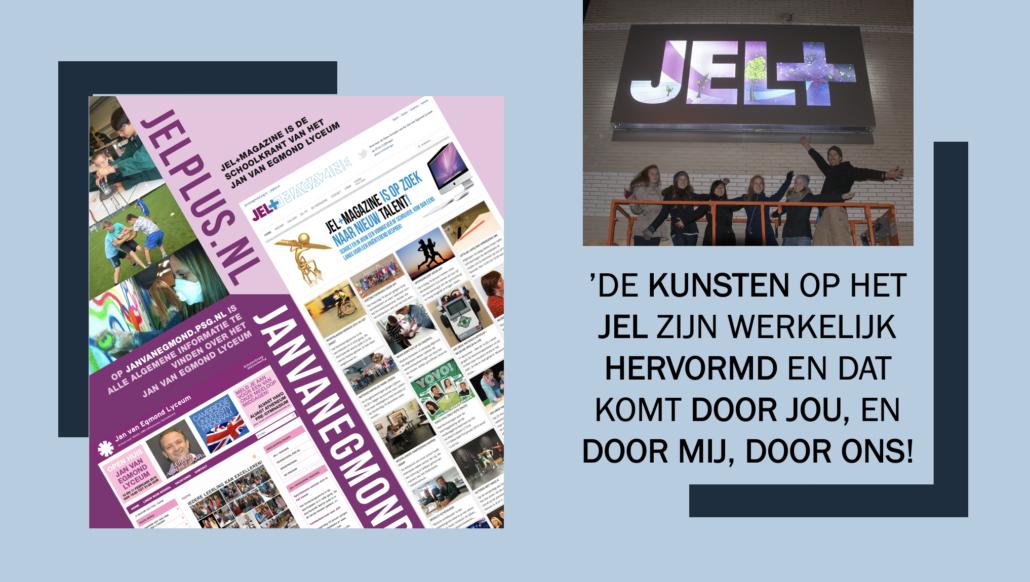 Eigentijds onderwijs en talentontwikkeling op het Jan van Egmond Lyceum
